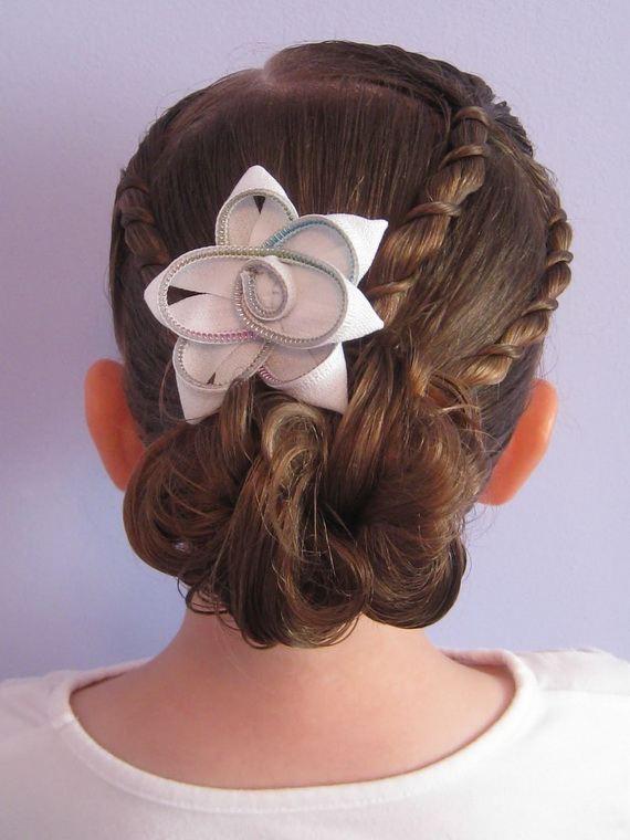 black girl long hairstyles : Flower Girl Hairstyles Black Hair Kids Haircut Styles Girls Hairstyles ...