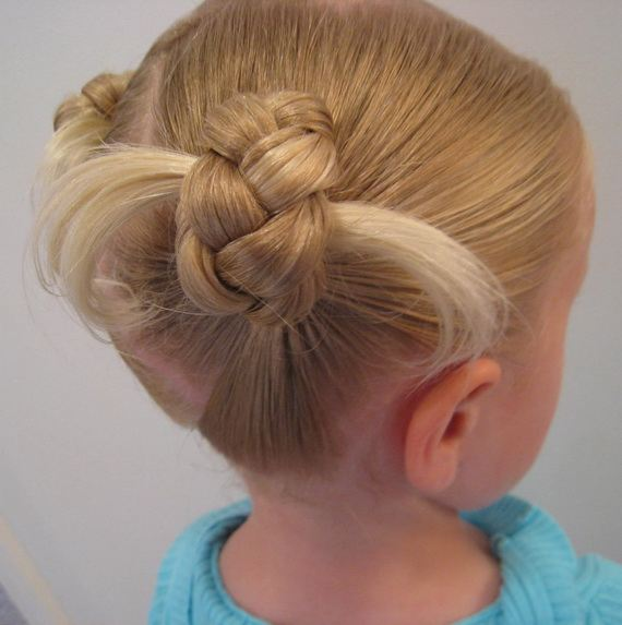 Phenomenal Braided Hairstyles For Flower Girls 2012 04 Stylecry Bridal Hairstyle Inspiration Daily Dogsangcom