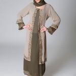 Abaya With Head Scarf Islamic Dress For Muslims