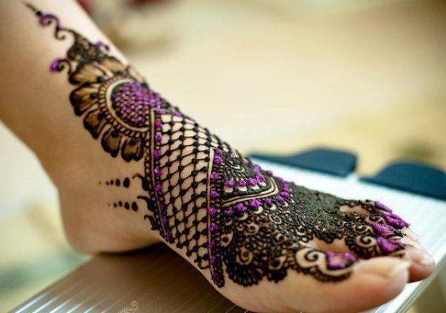 Mehndi Best Designs , Beauty Of Henna