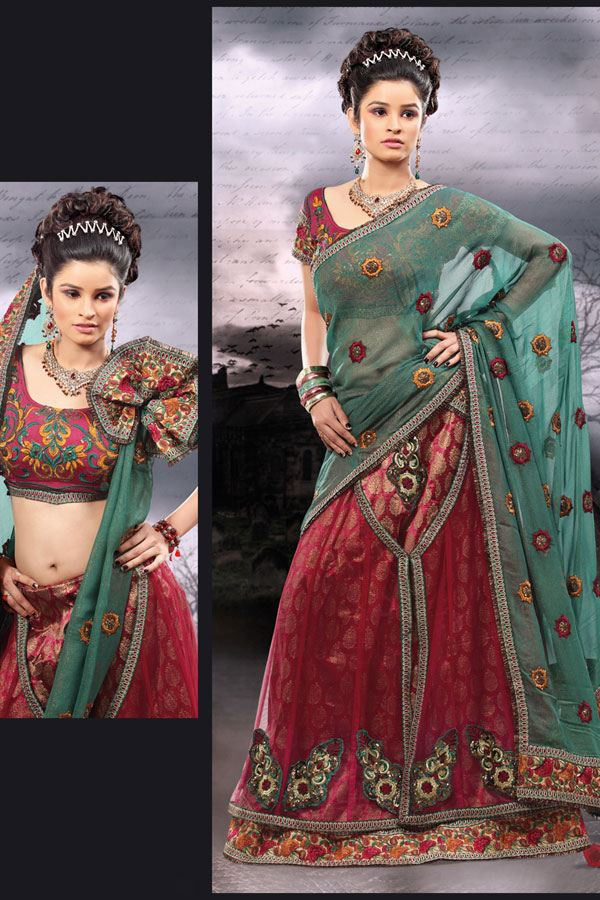 Collection of Traditional Lehenga Cholis
