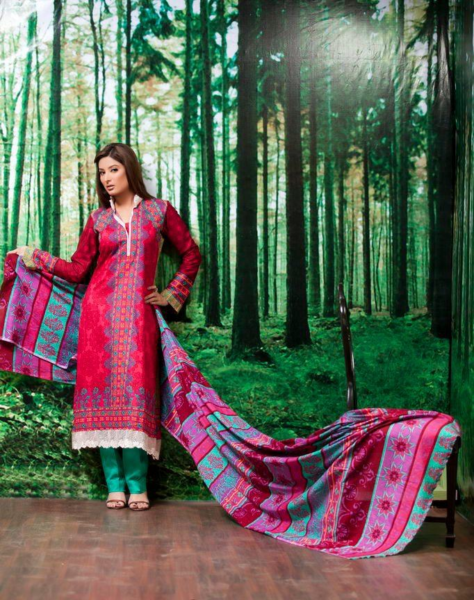 Firdous Summer Collection