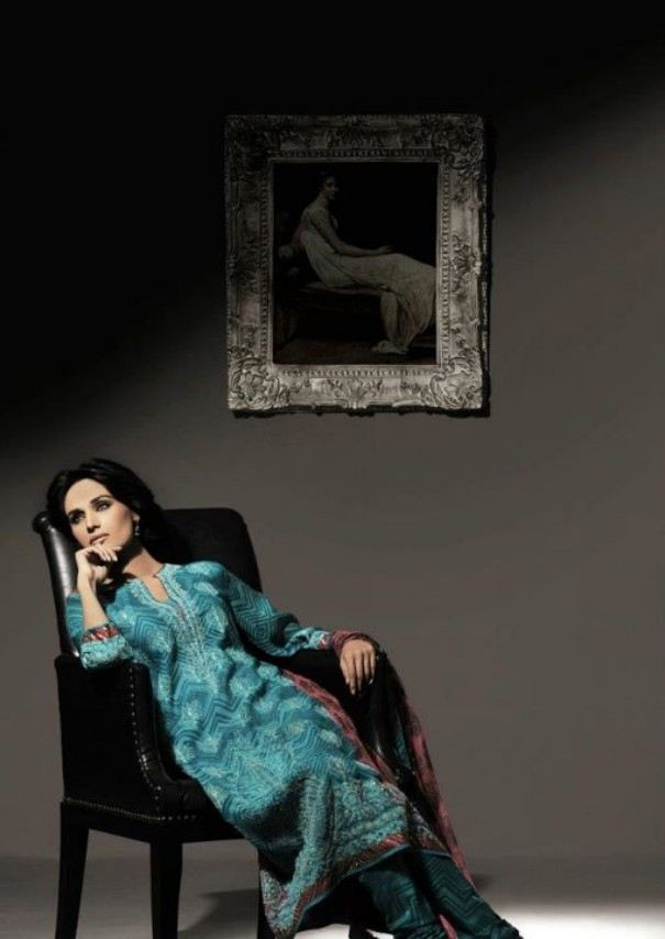 Khaadi Khaas Winter Collection 2012