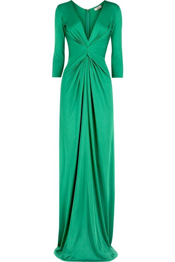 Long Sleeve Maxi Dress for 2012