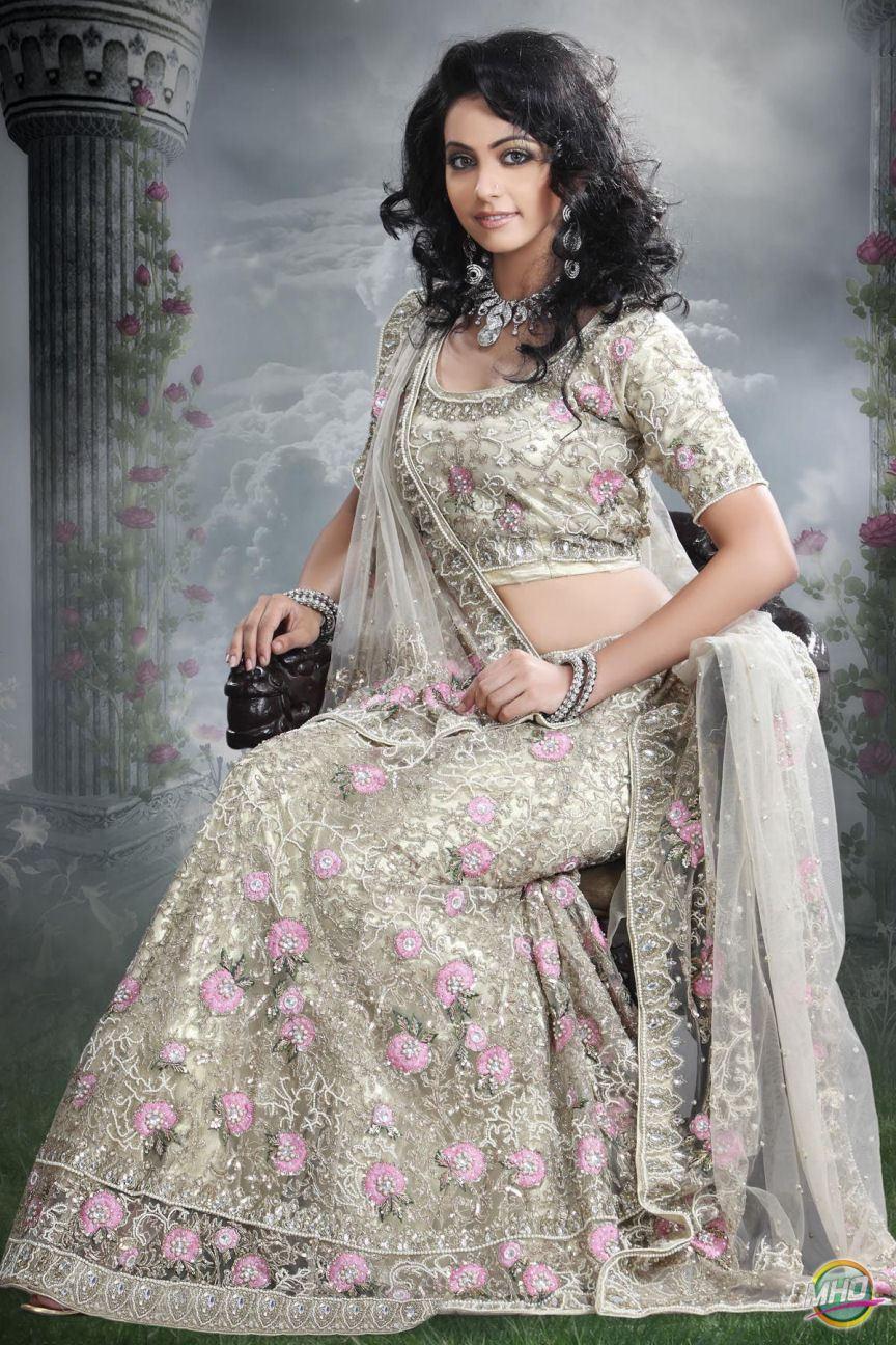 Most Beautiful Bridal Lehenga 02 | StyleCry: Bridal Dresses, Women ...