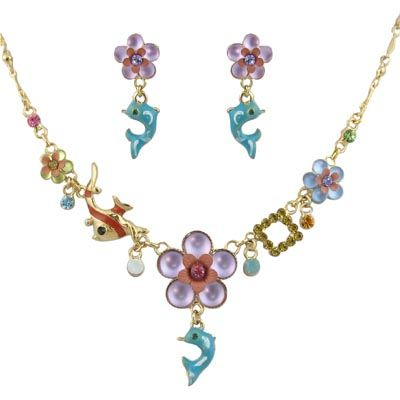 Colorful Awesome Jewellery Sets for Girls