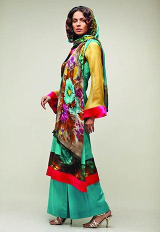 Nida Yasir Dresses http://stylecry.com/dresses/nida-yasir-lawn-collection-for-summer/attachment/nida-yasir-lawn-collection-for-summer-25/
