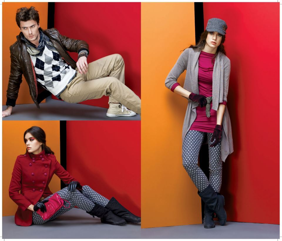 Outfitters Fall Winter Beautiful Collection Catalogue