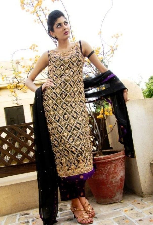c7bcc257c2 Pakistani Girls Heavy Formal Dresses | FashionStyleCry: Bridal ...