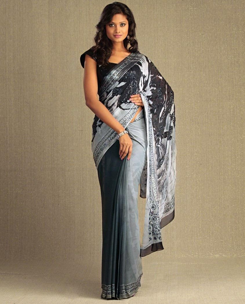 Royal Shades of Beautiful Sarees