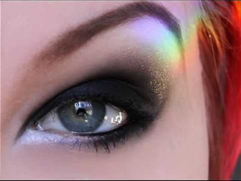 Different eye makeup looks