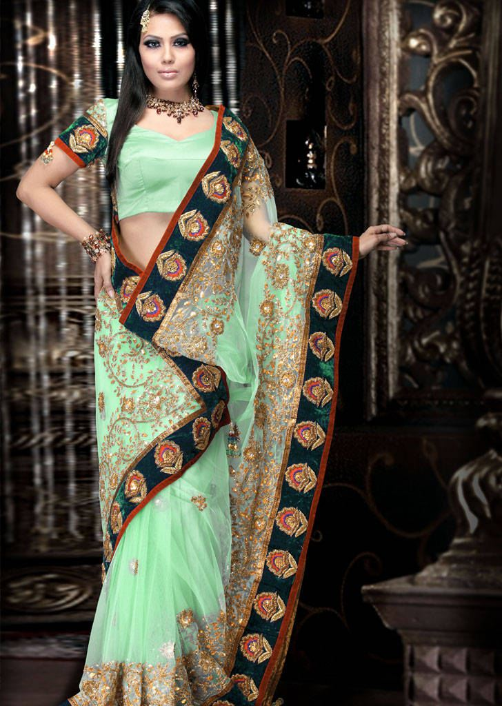 Banarasi Saree Collection 2012
