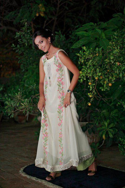 Eid Dress Tena Durrani Collection For Women