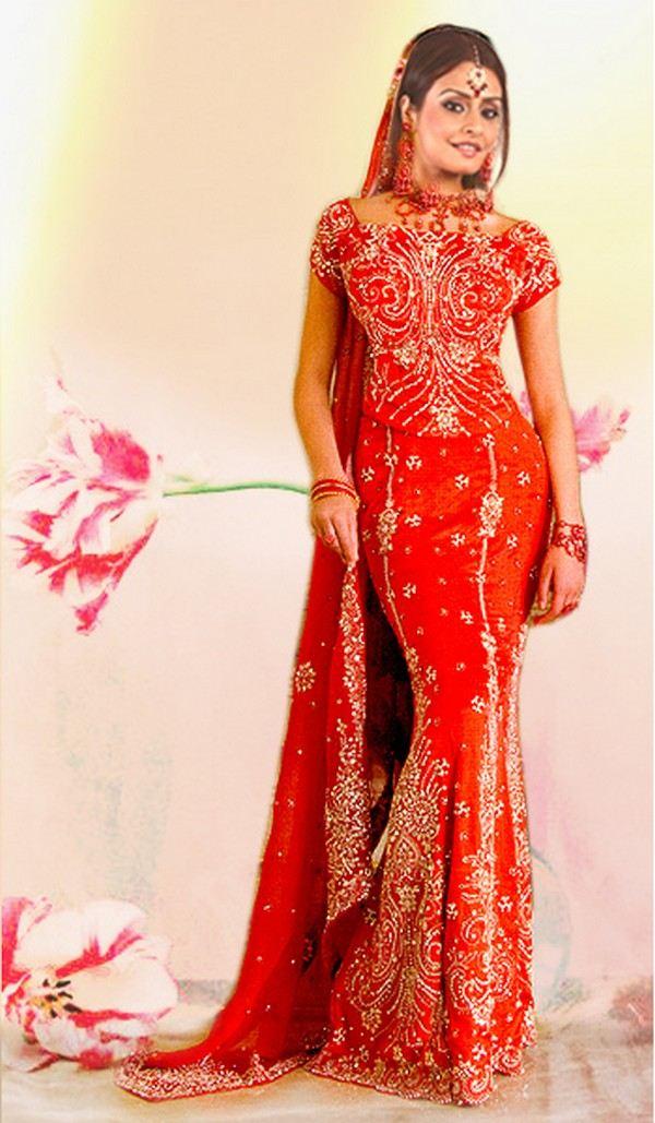 Most Beautiful Asian Bridal Dresses 03 | StyleCry: Bridal Dresses ...