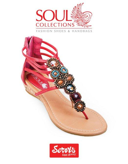 Servis New Shoes Collection