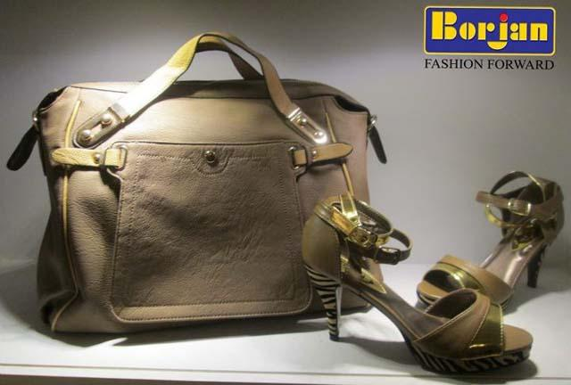 Borjan Shoes  Arrivals 2012 Women's Footwear Collection