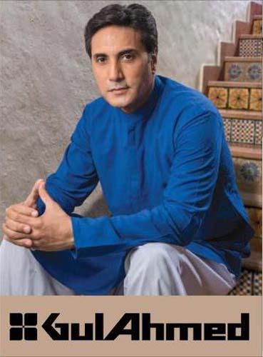 Gul Ahmed Men's Kurta Shalwar Fall Eid Collection 2012