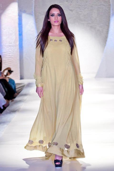 Pakistan Fashion Week Magnificient Dresses