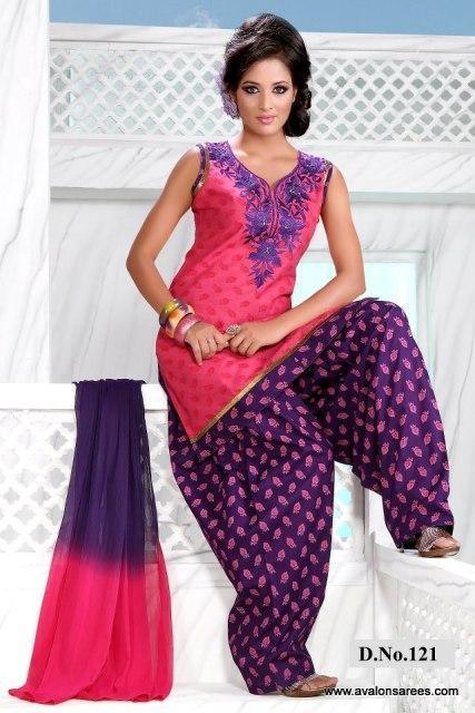 Elegant Patiala Salwar Kameez Outstanding Designs