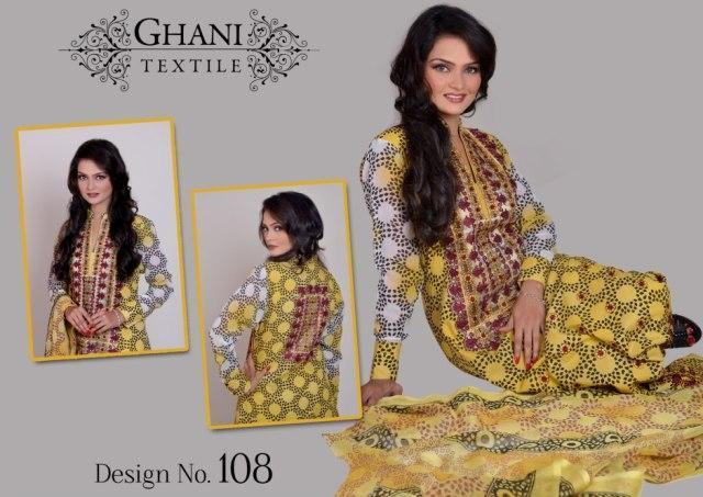 Ghani Textile Mid-Summer Women`s Outfits