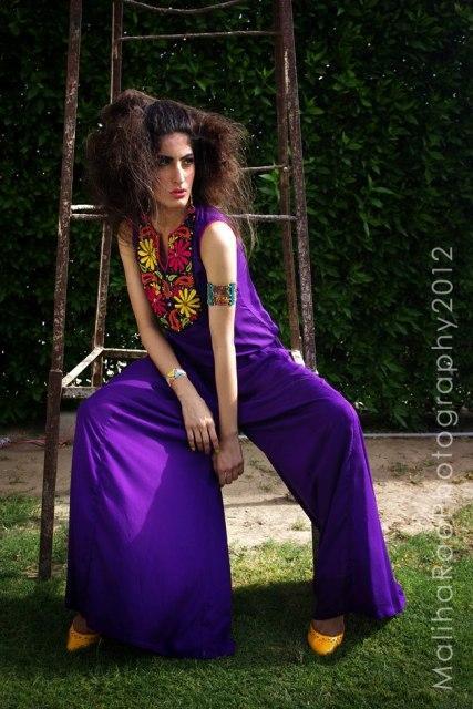 Maria Rao Elegant Color Burst Collection