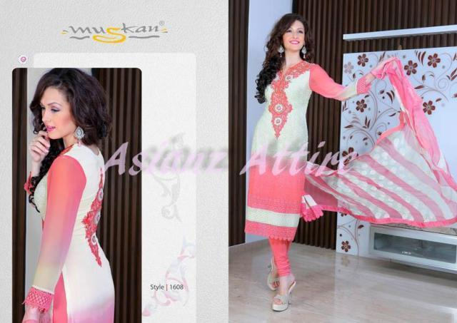 Muskaan Women`s Party Wear By Asianz Attire