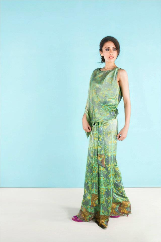 Sania Maskatiya 2012 Uraan Collection
