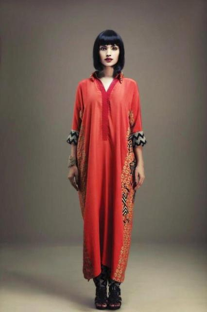 Sania Maskatiya New Comely Party Wear Awesome Collection for Women
