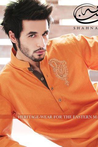 Shahnameh Ultimate Dashing Men's Kurta Salwar Designs
