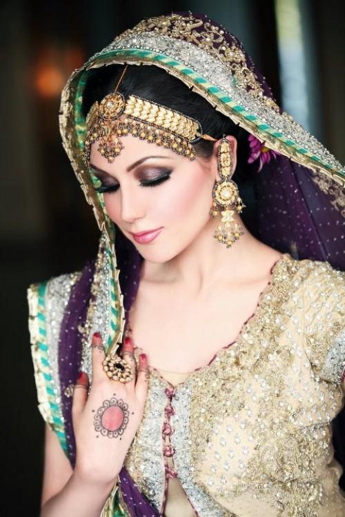 Ultimate Bridal Eye Makeup Fashionstylecry Bridal Dresses Women