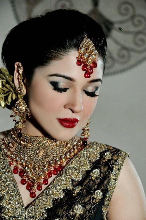 Ultimate Bridal Eye Makeup 05 Stylecry Bridal Dresses Women Wear