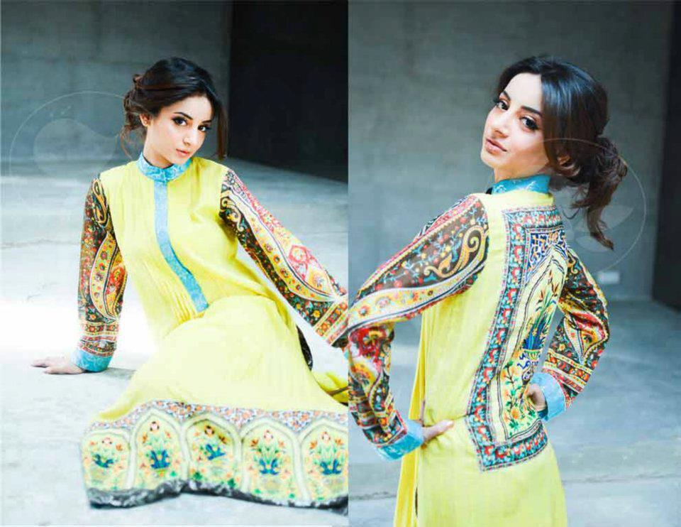 Up to Date Summer Dresses Collection by Saakh