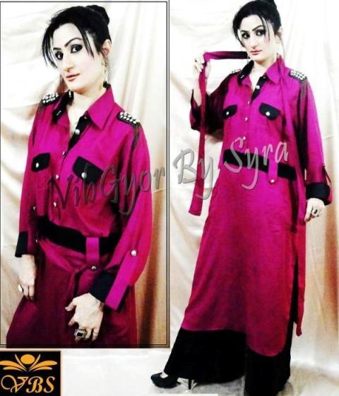 Vibgyor By Syra Casual Kurtas & Pret Collection