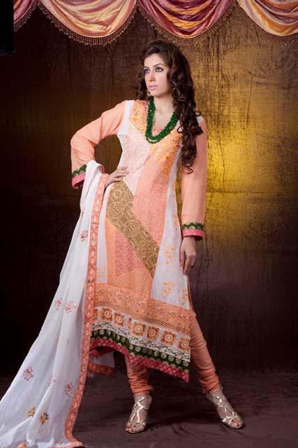 Ahsan Hussain's Women's Mid Summer Dresses