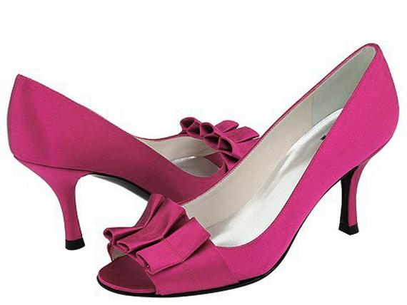 An Elegant Collection of Pink High Heels