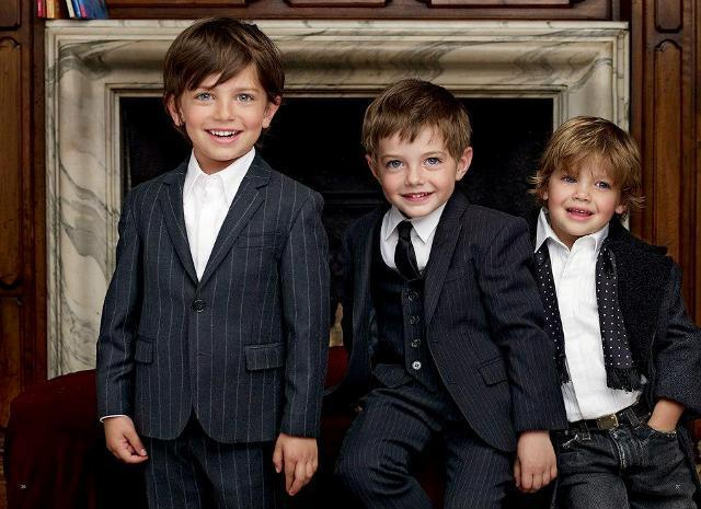 Dolce & Gabbana Fall Winter`s Outstanding Collection For Kids