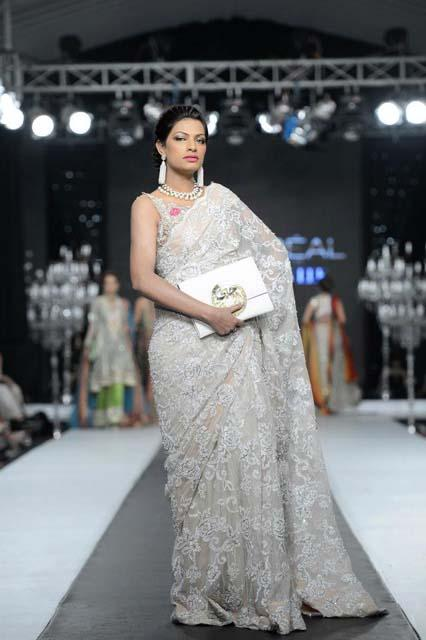 Elan Gold to Dust Elegant Outfit`s Collection at PFDC L'Oreal Paris Bridal Week 2012