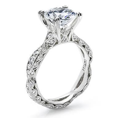 Fancy Wedding Rings On Elegant Fashion 08