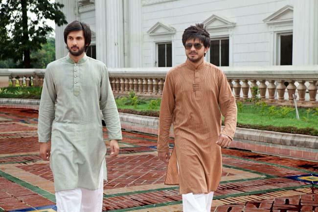 Haroon's Designer Men's Kurta Shalwar