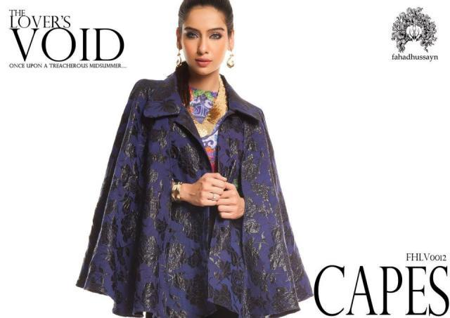 Lovers Void – Premiere Collection By Fahad Hussayn Couture