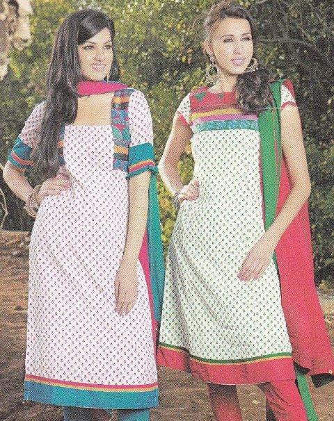 Mansha Salwar Kameez Outfits