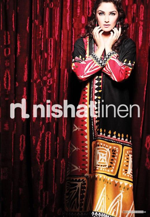 NISHA Pret Ready to Wear Elegant Outfit`s Collection
