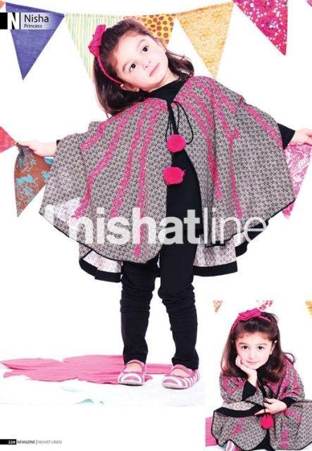 6d5590bd0 Nishat Linen Kids Dresses