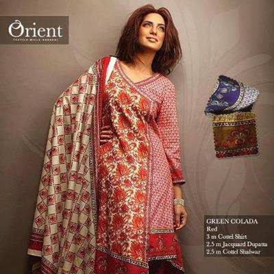Orient Textiles Beautiful Eid – Winter Fall Collection
