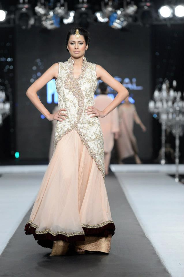 PFDC L'Oreal Paris Bridal Week 2012 - Asifa & Nabeel