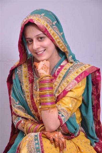 Punjabi dress designs 2018