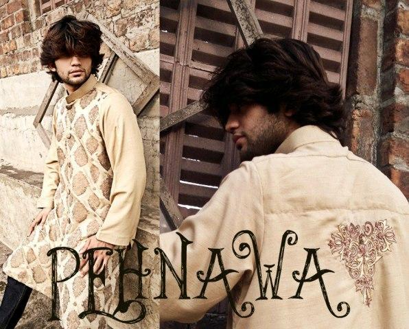 Pehnawa Latest Fashion Kurta Jeans Collection