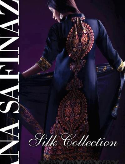 Sana SafiNaz Silk Collection-Coming Soon