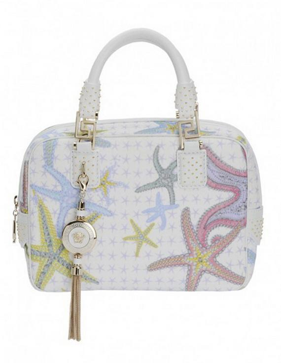 Sea-Themed Versace Elegant & Beautiful Bags & Shoes