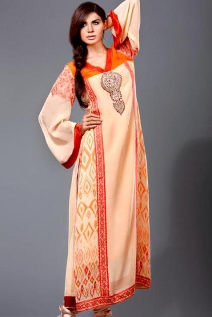 Threads and Motifs Exclusive Collection 2012 For Women